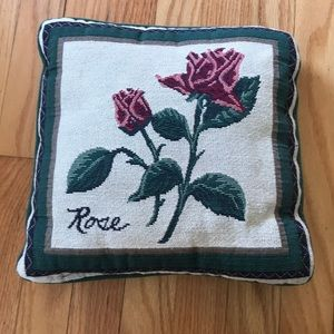 Other - Rose 🥀 Pillow